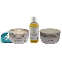 Kits Massage sensuel Thalasso Eau de sel