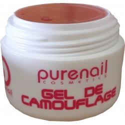 Gel DE CAMOUFLAGE ROSE ANTIQUE - 30 ML