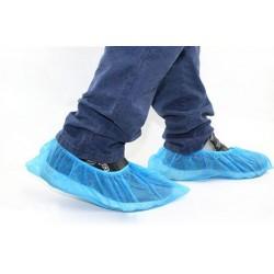 100 Surchaussures BLEU, Beautyful Center, Couvre Chaussures Jetables standard bleu x 100 pièces.