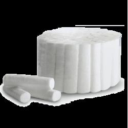 100 Cotons salivaires pour pose de strass dentaire