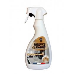 Spray nettoyant professionnel SWIFT&CLEAN Désinfectant intégral, Virucide, Fongicide, Bactéricide