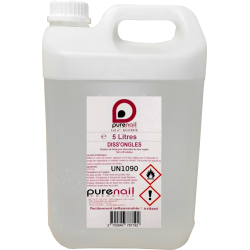 Grand DISS'ONGLES Pure Acétone  1 Litre