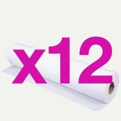 12 rouleaux Drap examen 50X38cm