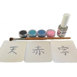 Kit Tatouages temporaires Collection ZEN
