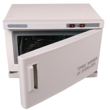Chauffe-serviettes 16L - Fonction chauffante et stérilisateur UV
